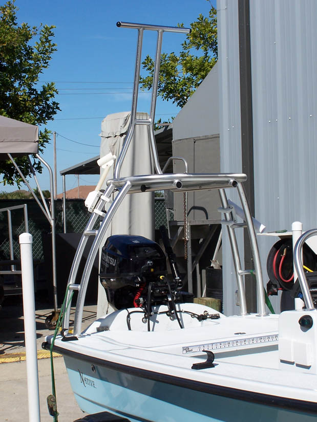 Action Welding S Photo Gallery For Ankona Poling Platforms