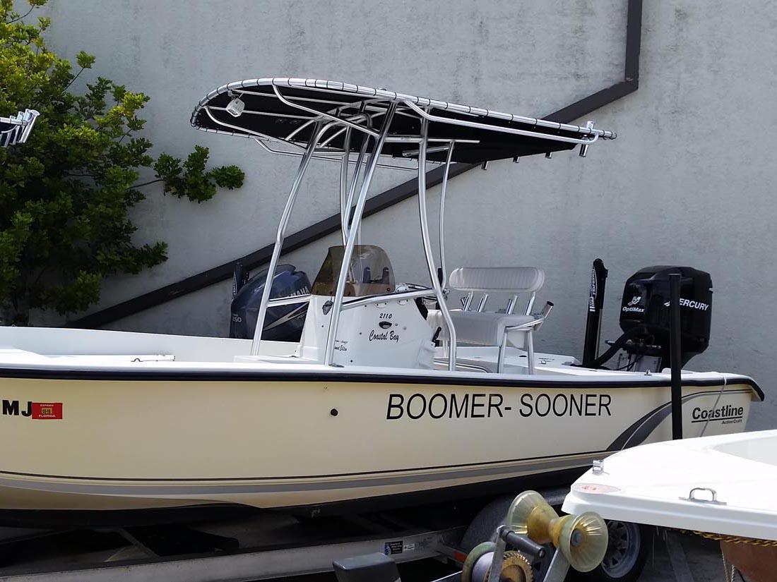 Action craft and coastal bay boat t top photo gallery for Action craft coastal bay
