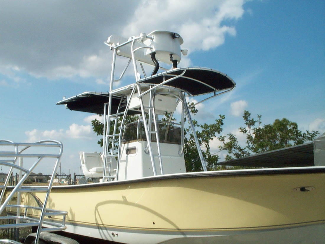 Action craft and coastal bay flats bay boat towers gallery for Action craft boat parts
