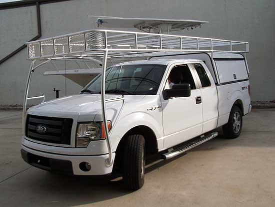 Truck and Van Racks