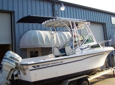 Extend-A-Top Boat Shade 5