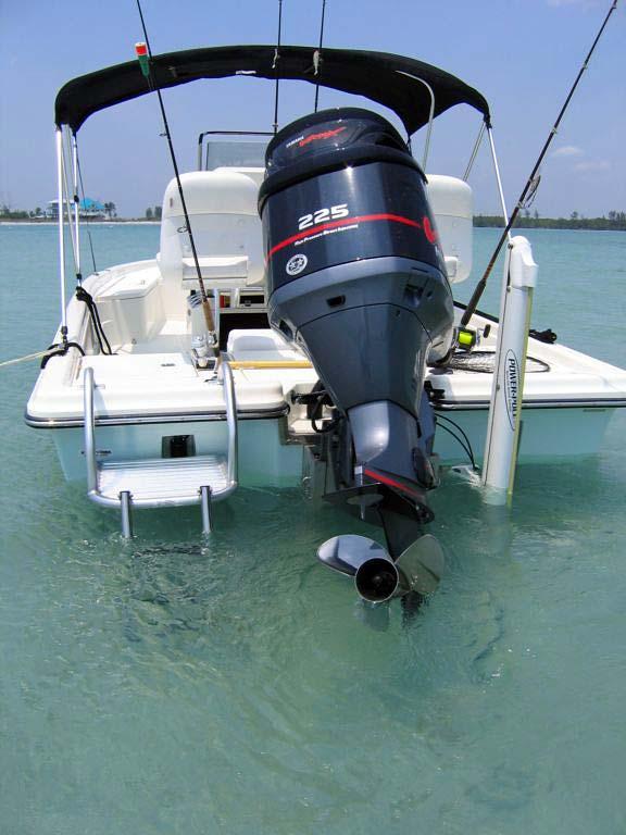 how to make a swim platform for a boat