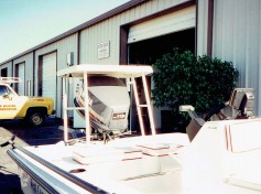 The first Action Welding shop in Cape Coral in 1994