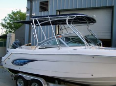 Extend-A-Top Boat Shade 6