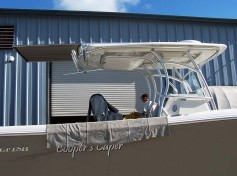 Extend-A-Top Boat Shade 9