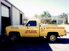 Our first Action Welding Truck in 1994