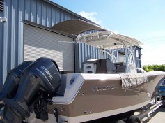 Extend-A-Top Boat Shade 1