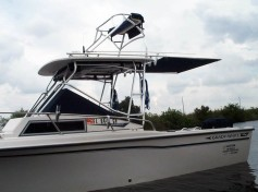 Extend-A-Top Boat Shade 8