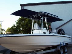 Extend-A-Top Boat Shade 7